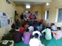 सुमिंतर इंडिया ऑर्गॅनिक्स ने अलिराजपुर के किसानों को दिया फसल पूर्व प्रशिक्षण