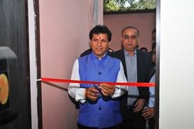 भारतीय कृषि अनुसंधान संस्थान में स्थित पूसा किसान मॉल में नेकॉफ आउटलेट आरंभ हुआ