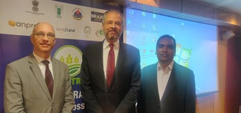 मैत्री-भारत और ब्राज़ील में कृषि क्षेत्रों में सहयोग और स्टार्टअप इन्क्यूबेशन कार्यक्रम का शुभारंभ