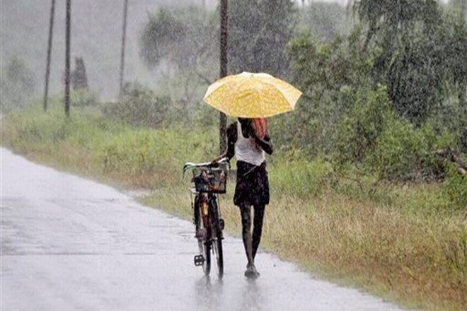 Monsoon rains in north India, chances of heavy rain
