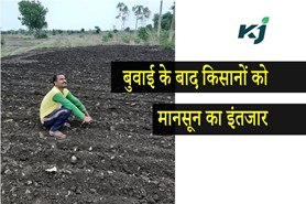 बुवाई के बाद अब किसानों की निगाहें आसमान पर, मानसून का इंतजार