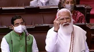 मंडी बंद नहीं होगी, वैकल्पिक कृषि कानूनों पर हंगामा क्यों- पीएम मोदी