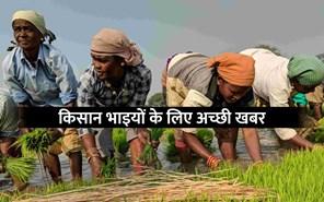 अच्छी खबर:  कृषि मंत्रालय के इस आंकड़े को देखकर खुशी से फूले नहीं समा रहे हैं किसान भाई, जरा जानें पूरा माजरा