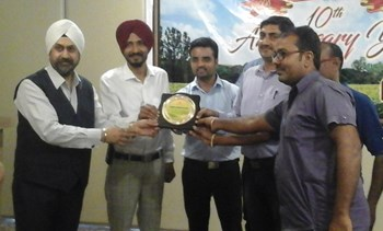Coretech Agri and Bio Solutions Private Limited Company celebrated Tenth Salagirah