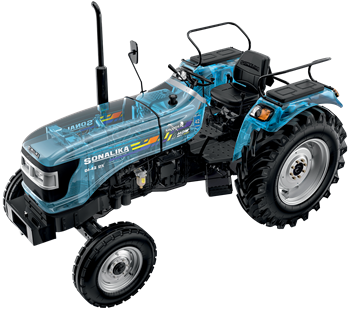 Sales of 9714 tractors registered in May'18, on the path of development of Sonalika tractors