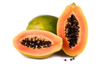Papaya peel a boon
