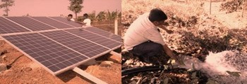 India achieved a new record in solar power sector