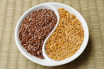 Only 25 grains of linseed will change your body
