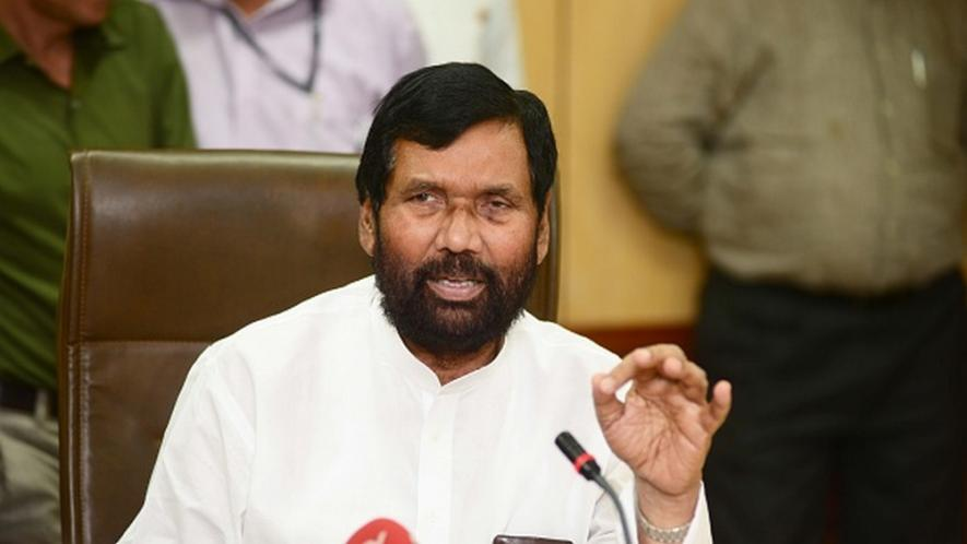 FMCG companies should also give product information in local language: Ramvilas Paswan