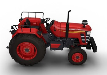 Hill will bring revolution in agriculture - Mahindra 265 DI Power Plus